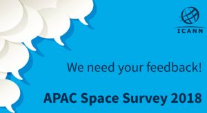 APAC Space Survey 2018