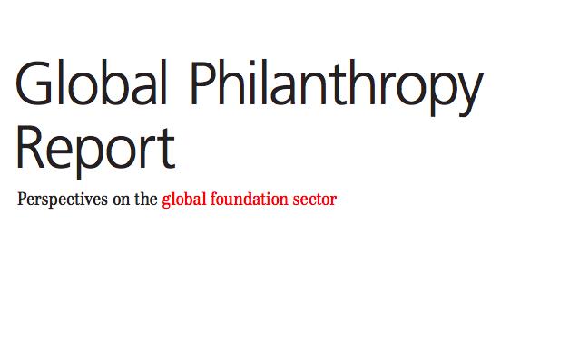 filantropía