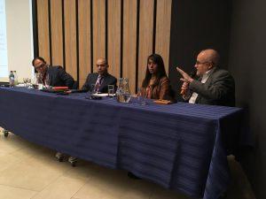 panelistas descarbonización