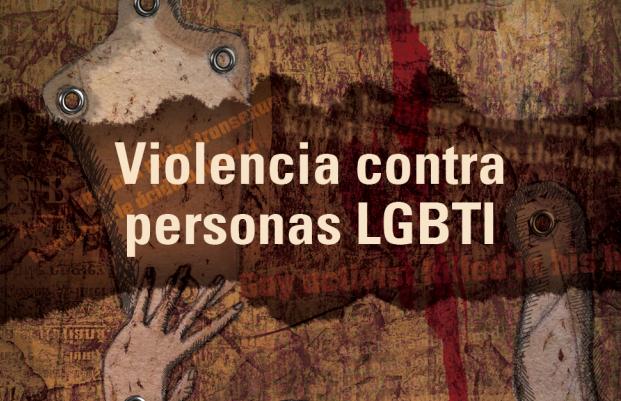 Portada informe de la CIDH sobre violencia contra personas LGBTI en América