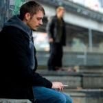 Escena de la serie nortemaericana The Killing basada en la serie danesa Forbrydelsen.