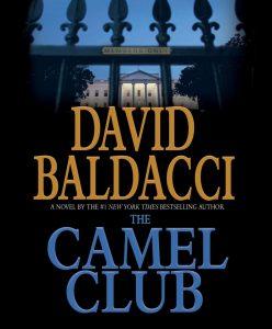 Portada del libro Camel Club del escritor David Baldacci
