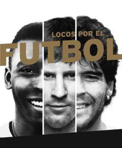 Locos por el fútbol es su segundo libro de Carlo Pizzigoni. El 2014 publicó, junto con Federico Buffa, Storie mondiali; diez relatos que recogen hechos que marcaron la historia del fútbol mundial.