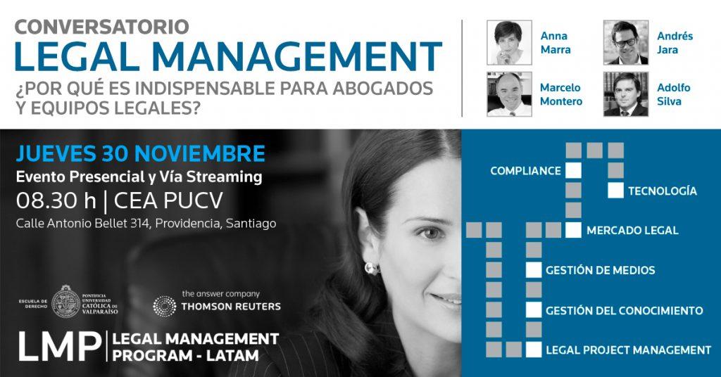 conversatorio legal management