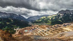 contratación minera