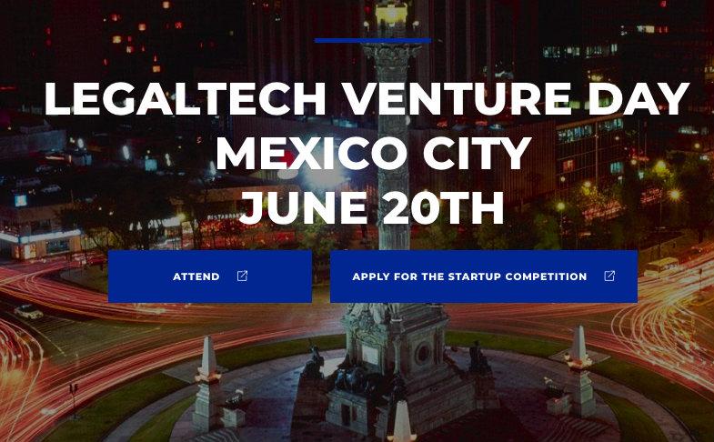 Legaltech Venture Day