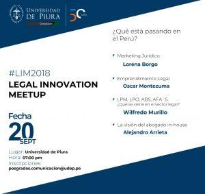 Legal Innovation Meetup
