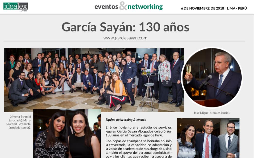 Eventos & Networking