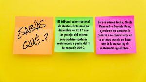 matrimonio igualitario austria