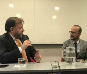 Clase magistral de los problemas y desafíos de los procesos colectivos. Diego Palomo y Lorenzo Bujosa