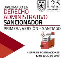 diplomado en derecho administrativo sancionador