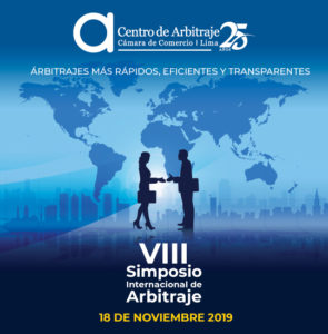 Simposio Internacional de Arbitraje