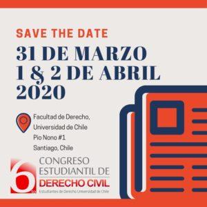 Congreso Estudiantil de Derecho Civil