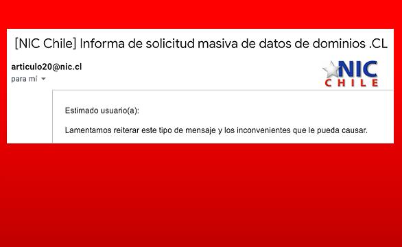 caso NIC Chile