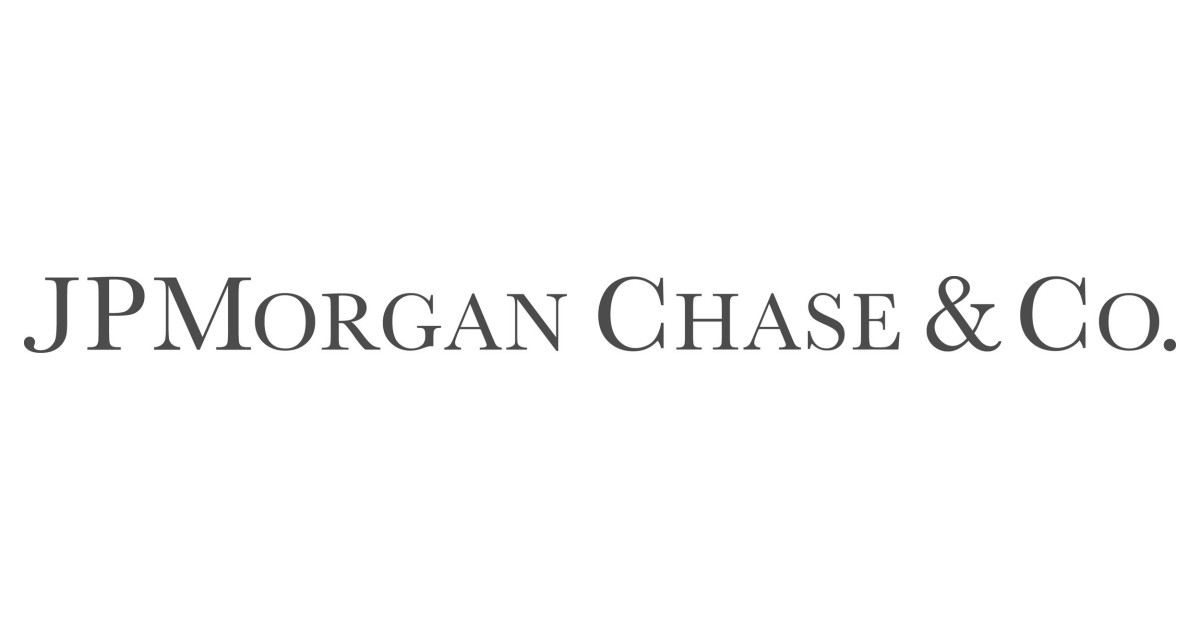 Source: J.P. Morgan Chase & Co