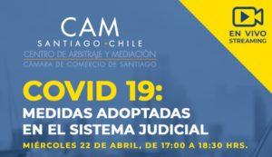 CAM Santiago live streaming