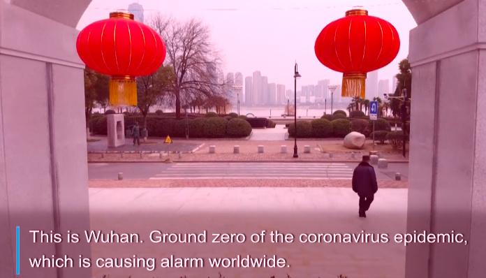 ground zero Wuhan