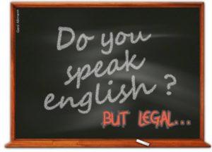 inglés legal