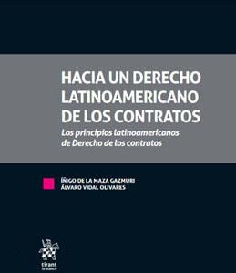 derecho latinoamericano de contratos