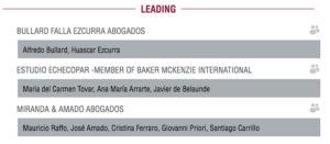 mejores árbitros del Perú