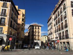 Centro de Madrid (Claudio Soto).