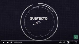 subtexto punto lex