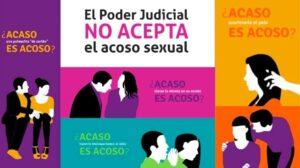 acoso sexual Poder Judicial