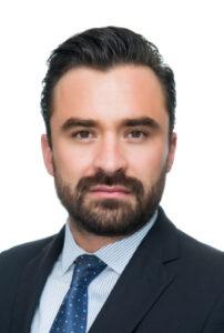 Giancarlo Schievenini, abogado CMS México