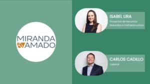 Miranda & Amado, nuevos socios