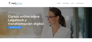 Legaltechies Academy, cursos de formación online sobre Legaltech