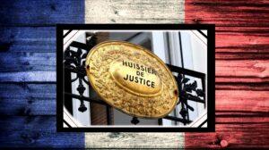 Hussier de justice