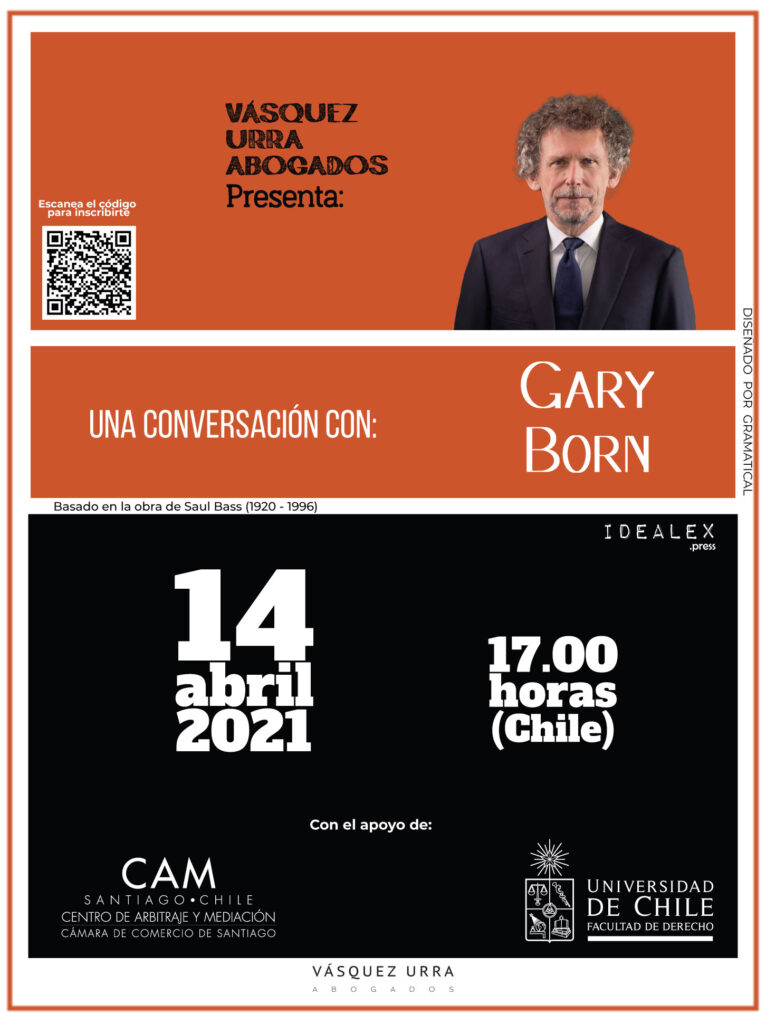 Una conversación con Gary Born