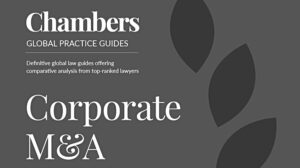 M&A Chambers and Partners 2021