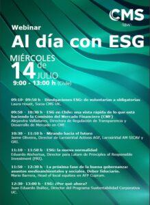 Webinar CMS - ESG 14 julio